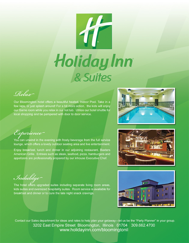 Marketing strategies of holiday inn hotel